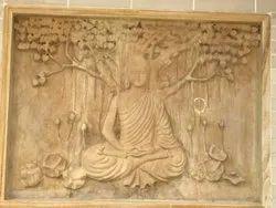 Sandstone Mural