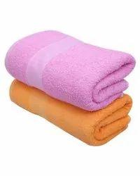 Cotton Plain Bathroom Towel