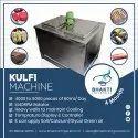 4 Moulds Kulfi Making Machine