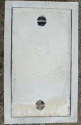 36x18 Inch Heavy Duty RCC Manhole Cover