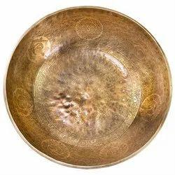 Tibetan Engraving Bowl Tara