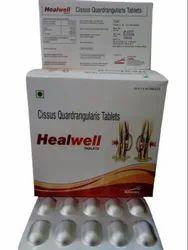 Cissus Quardrangularis ( Healwell )