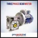 Three Phase Gear Motor