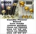 Candle Flower Stand