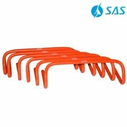 Agility Training Hurdle 6 (Set Of 6) - Fl. Orange