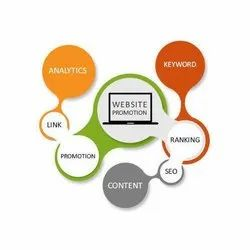 Website Promotion Services, Business Industry Type: Digital Marketing, Cutomized