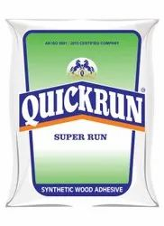 QUICK RUN SUPER SYNTHETIC WOOD ADHESIVE
