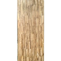 Brown Teak Plywood, Matte, Thickness: 8 mm