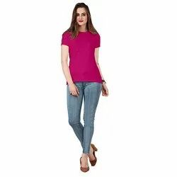 Women Jelite Half Sleeve Antimicrobial T-Shirts