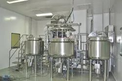 OINTMENT/CREAM /TOOTH PASTE/GEL MANUFACTURING PLANT
