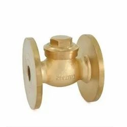 1014 Flanged Bronze Horizontal Check Valve