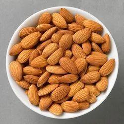 California Almonds 25Kg Bag, Packaging Type: Sacks