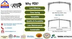 PEB Building Design, In Pan India, Jamshedpur