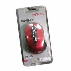 Intex Shiny Wireless Mouse