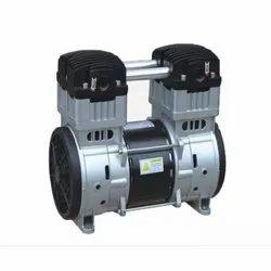 2 HP Oil Free Compressor Motor Head