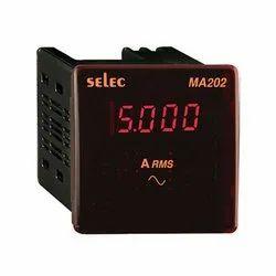 Selec MA202 Digital Ammeter