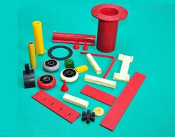 Customized Cast Polyurethane Products