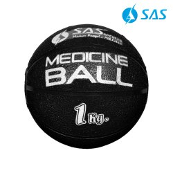 Rubber Medicine Ball 1 Kg