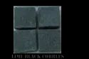 Lime Black Cobbles
