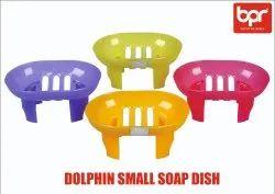 Dolphin Big Plastic Soap Holder