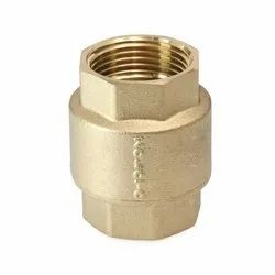 1009A Forged Screwed Brass Multi Utility Check Valve