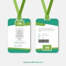 Digital printing Event Id card, Custum Size