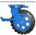 Forged Caster Wheel