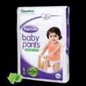 Pant Diapers Himalaya Total Care Baby Pants, Size: Large - 54s - 8-14 Kg