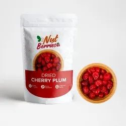 DRIED CHERRY PLUM, Packaging Type: ZIP PACK, Packaging Size: 250G