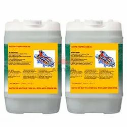 Synthetic Coolant For Screw Compressor