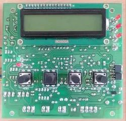 Servo Control Card Single Phase LCD