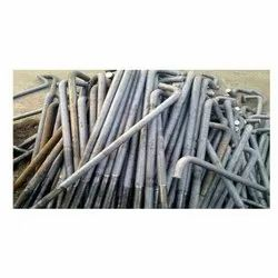 High Tensile Steel L Type Anchor Bolt, L Shaped Bolt,Bent Anchor Bolt,Rail Fasteners, For Construction, Size: M16
