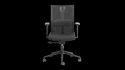 Aero Mid Back Synchro Chair - Adjustable Armrest