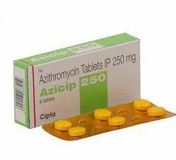 Azithromycin 250 / 500 mg