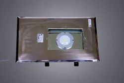 Ideal 15 To 60 W LED Flameproof Clean Room Light