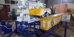 Aluminium Section Buff & Polish Machine