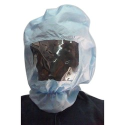 Non Woven Blue, white Surgical Safety Headgear, For Hospital And Clinic