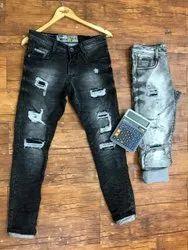 Denim Faded Wills Lifestyle Men Jeans, Waist Size: 28 to 36