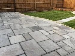 Grey Natural Sandstone Tiles