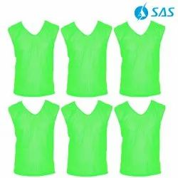 Football Training Bibs - F. Green
