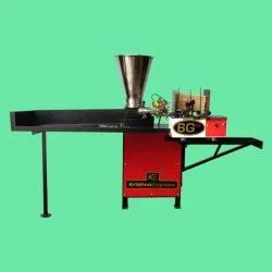 6g Eco Model Of Agarbatti Making Machine