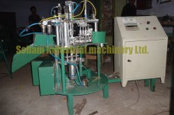 Automatic Bulb Holder Assembling Machine
