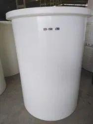 Dosing Tank 2000 Lit Pharma Chemical Tank
