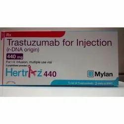 Hertraz Trastuzumab Injection