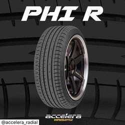 Accelera Car PHI R Ultra High Performance Tyre, Vehicle Model: Luxury Cars, Tyre Size: 15-20 Inch