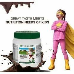 Amway 500gm Nutrilite Kids Chocolate Drink, Packaging Type: Bottle