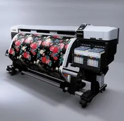 Digital Knitted Fabric Printing Service, In Pan India
