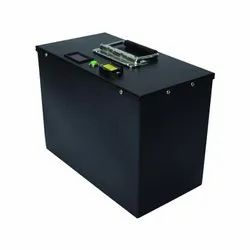 Evlion 24 Ah Electric Scooter Lithium Battery, Maximum Charging Current: 12 A, Model Name/Number: ET6024