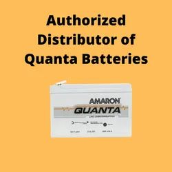 Authorized Distributor Of Quanta Batteries SMF