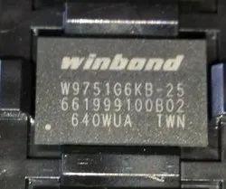 W9751G6KB-25 Set Top Box IC
